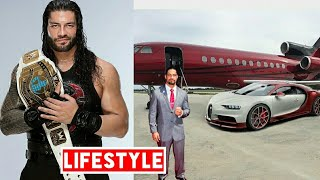 Roman Reigns Lifestyle, Net Worth, Income, House, Cars, Family, Awards, Early life & more