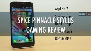 download lagu Spice Pinnacle Stylus Gaming Review gratis