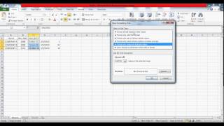 Learn Excel-Video 7-Advance Conditional Formatting