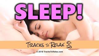 Sleep! Relax and get to sleep with this calming sleep meditation