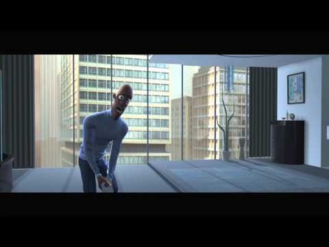 """The Incredibles on Blu-ray: """"Wheres My Super Suit"""" - Clip"""