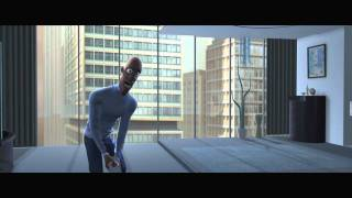 "The Incredibles on Blu-ray: ""Wheres My Super Suit"" - Clip"