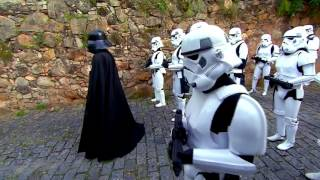 STAR WARS PRANK Episode1