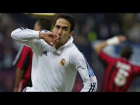Raul Gonzalez - Best goals - Eternal Captain of Real Madrid