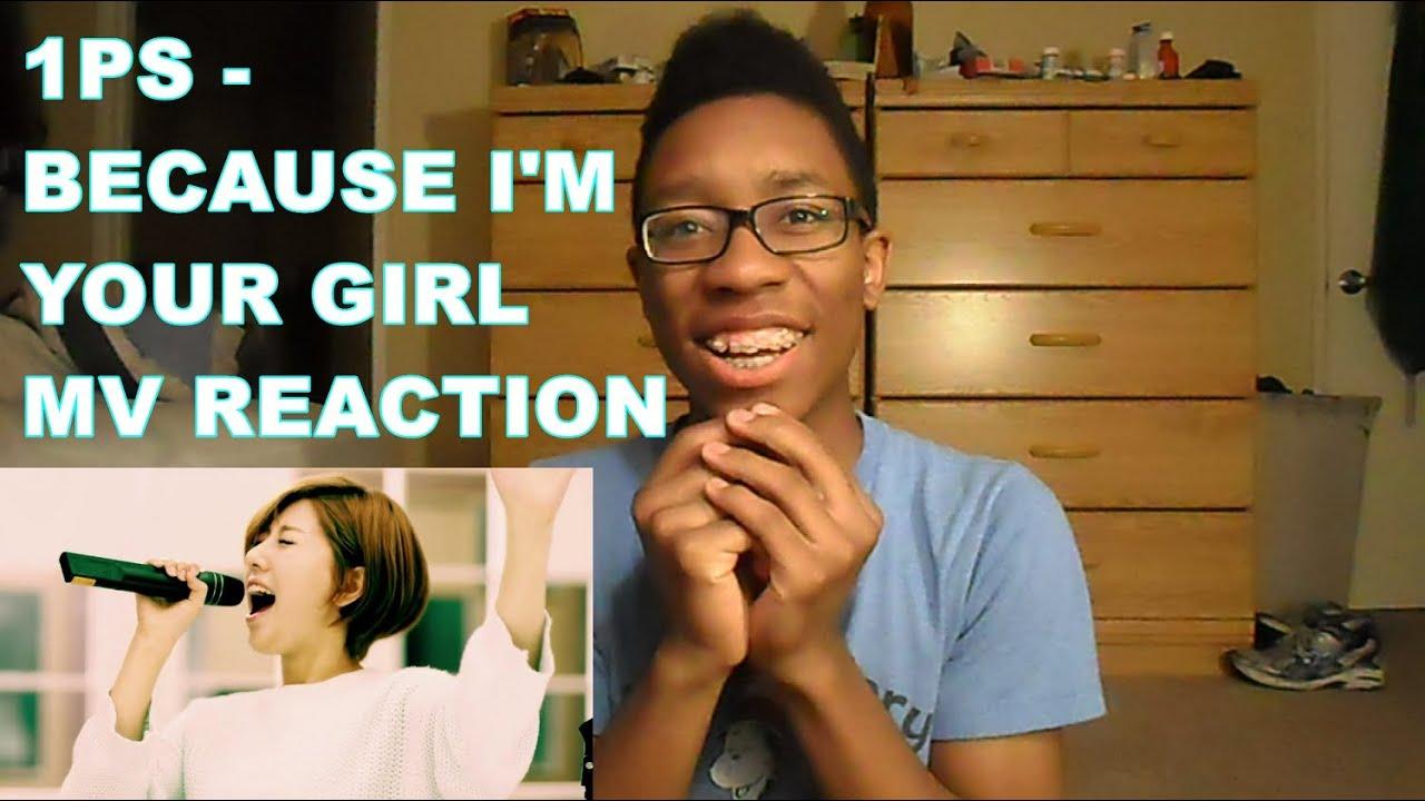 korean song kiss - Because im a girl - YouTube