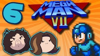 Mega Man 7 - Rude Cartoons - PART 6 - Game Grumps