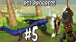 SPIRIT DRAGON & GIANT OYSTER - Runescape Progress Series #5
