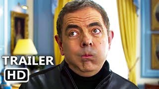 JOHNNY ENGLISH 3 Trailer # 2 (NEW 2018) Rowan Atkinson, Strikes Again, Comedy Movie HD