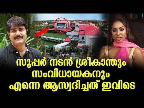 Sri Reddy accuses AR Murugadoss