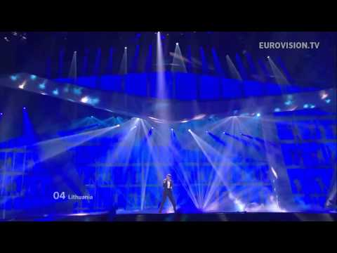 Donny Montell - Love Is Blind - Live - Grand Final - 2012 Eurovision...