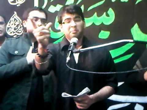 Mesam Abbas - Ghar Mai Alam Hai To Allamdar Bhi Ho 2012