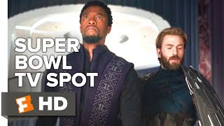 Avengers: Infinity War Super Bowl TV Spot | Movieclips Trailers