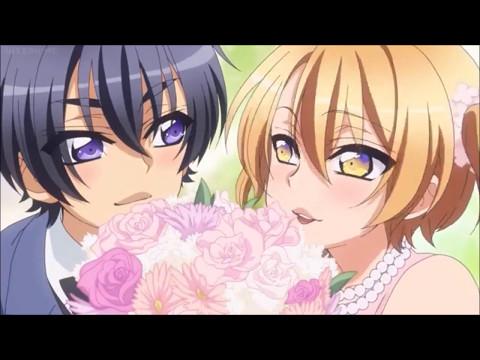 LOVE STAGE - HAPPY WEDDING (IZUMI X RYOUMA)