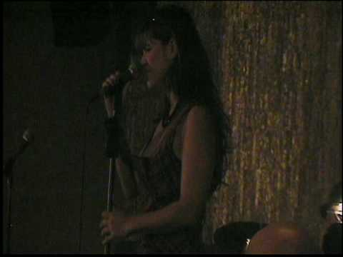Shoshana Bean @ Ryan Blacks 88s Cabaret - Miss you Most (At Christmas Time)