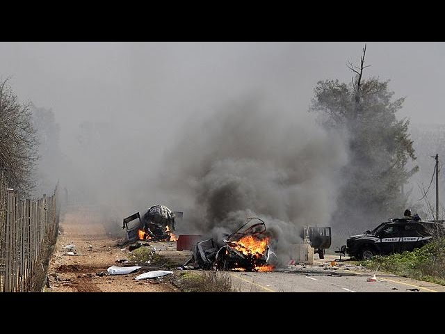The militant group Hezbollah reportedly says it wants to scale down fighting with Israel across…