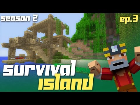 Minecraft Xbox 360: Survival Island - Season 2! (Ep.3 - A New Beginning!)