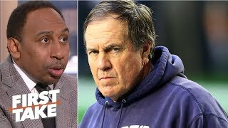 Bill Belichick doesn't deserve his bad reputation - Stephen A. | First Take