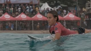 Sally Fitzgibbons  GO Sally  Best of Boardriding