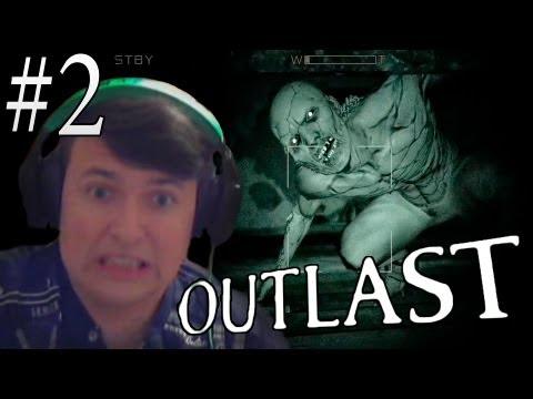 ПСИХИ НАЧИНАЮТ ПУГАТЬ! [Outlast #2]
