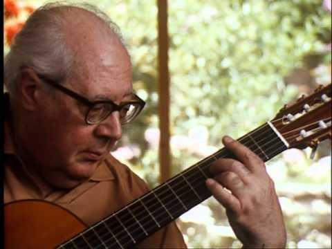 Andres Segovia - Fandanguillo