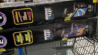 $75 Final Fight Arcade 1UP And Space Invaders Arcade1up Walmart Costco