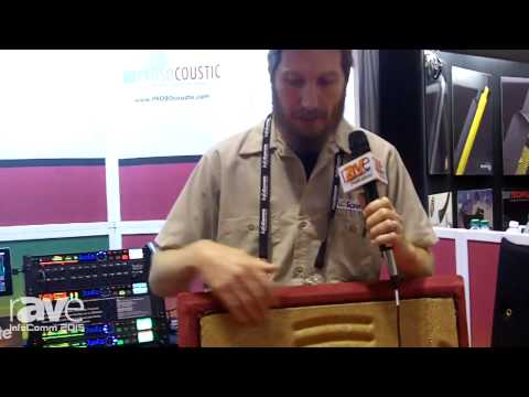 InfoComm 2015: Full Scale AV Details Acoustic Panels