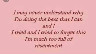 download lagu Beyonce - Resentment Lyrics gratis