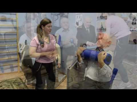 Seniors workout Физическая тренировка пожилых людей http://hur.su