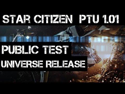 Star Citizen - PTU Public Test Universe 1.01 Alpha Release - Arena Commander