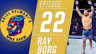 Ray Borg updates his son's condition, UFC future | Ariel Helwani's MMA Show
