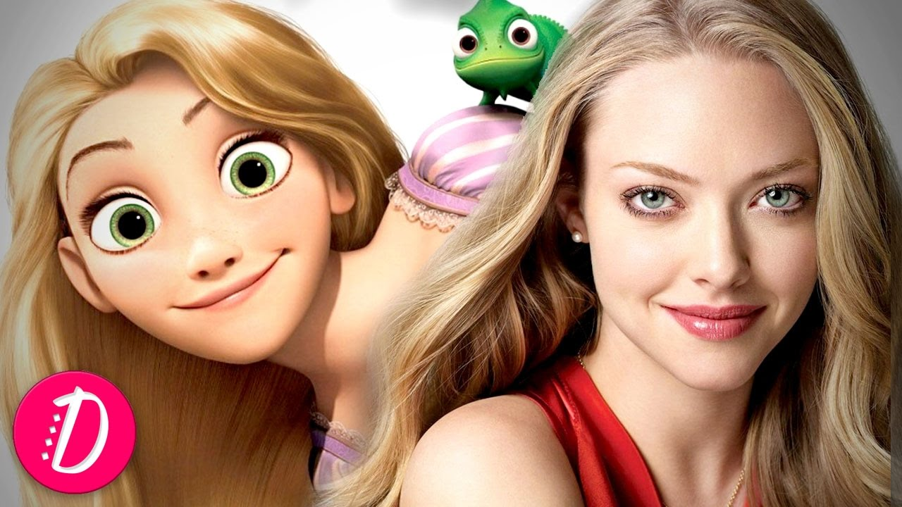 12 Celebrities Who Look Like Disney Princesses