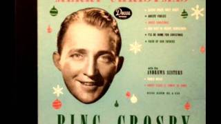 Watch Bing Crosby God Rest Ye Merry Gentlemen video