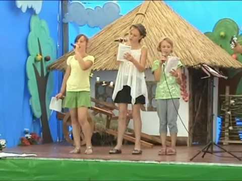 Детский христианский лагерь  Радуга-2011