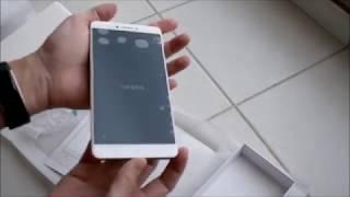 unboxing - Xiaomi MiMax PRO - 3GB RAM - 64GB ROM - Snapdragon 652 - 6.44
