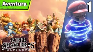 EL NUEVO SMASH HA LLEGADO ¡MODO AVENTURA! - Super Smash Bros ULTIMATE (Nintendo SWITCH)