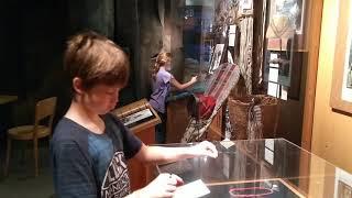 Worldschool in Tacoma Washington history museum