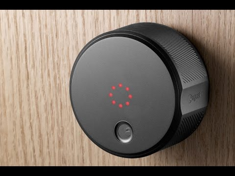 Top 5 Best Smart Door Locks To Protect Your Home | Best Electronic Keyless Smartlock