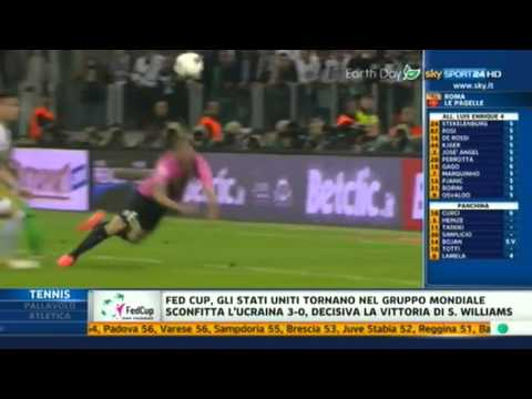 Juventus - Roma 4-0 |  Highlights Sky HD Serie A