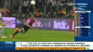 Juventus - Roma 4-0 |  Highlights Sky HD Serie A