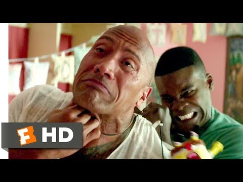Baywatch (2017) - Little Girl's Bedroom Fight Scene (5/10) | Movieclips