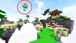 INSANE HACKER vs BEDWARS NOOBS! | Minecraft Bedwars