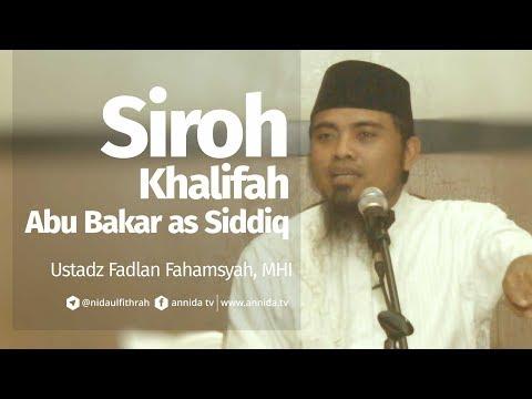 [ حـقـبـة مـن الـتـاريـخ ] - Sirah Sahabat - Ustadz Fadlan Fahamsyah, LC, MHI