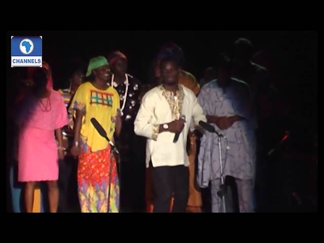 Arthouse: Various Artists Entertain Guests With Colourful Costumes