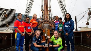Thailand v Namibia LIVE: ICC Womens T20 World Cup Qualifier