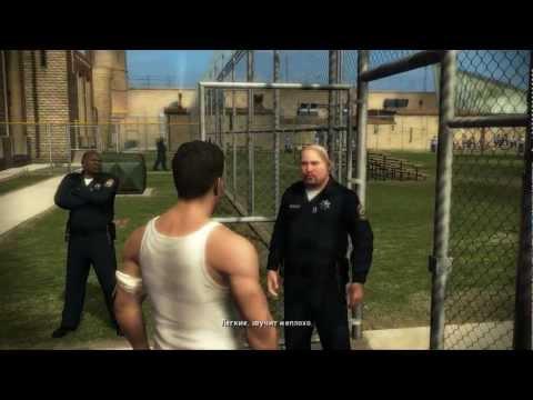 Прохождение Prison Break: The Conspiracy [Побег] #1
