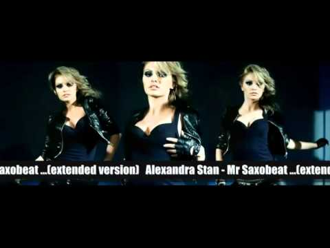 Alexandra Stan - Mr Saxobeat (extended version)