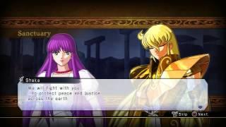 Saint Seiya Brave Soldiers: Sanctuary Arc [ENGLISH] - Episode 17 Part 2