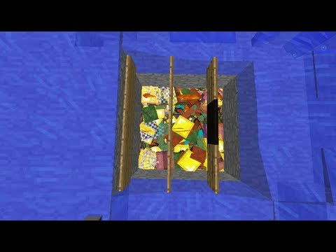 Minecraft Review 13w17a. [Granja de XP Masiva]