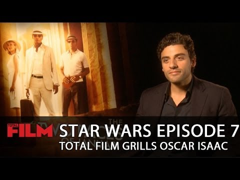 Total film asks oscar isaac about star wars episode vii