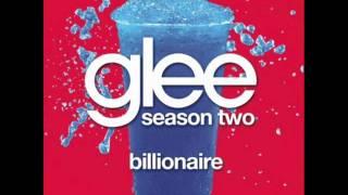 Watch Glee Cast Billionaire video